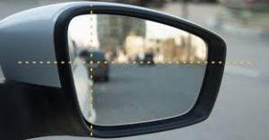 Как расположить боковые зеркала автомобиля?